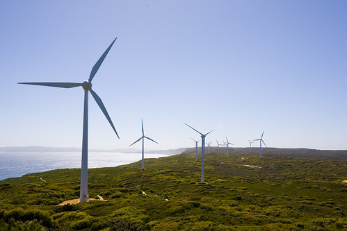 Albany Wind Farm | by indii.org / Lawrence Murray