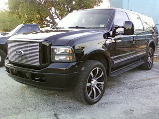 Ford Excursion Diesel Power Stroke Harley Davidson Flickr