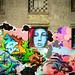 Brooklyn Graffiti, Three Faces