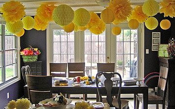 yellow decor by mel garza - Yellow Decor