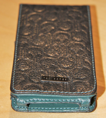 Ted Baker Leather Case (Apple iPhone 3G Series) | by erikrasmussen