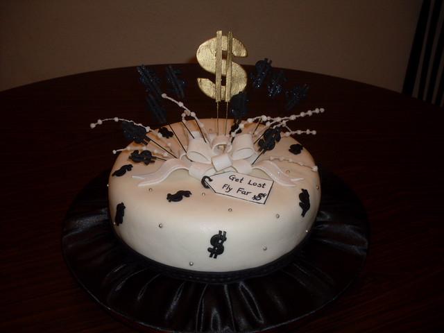 Dollar Sign Cake Pan