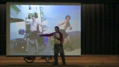Speaking at Butler Middle School | by Scott Stoll