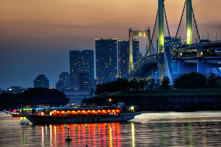 Odaiba Bridge | by Sprengben