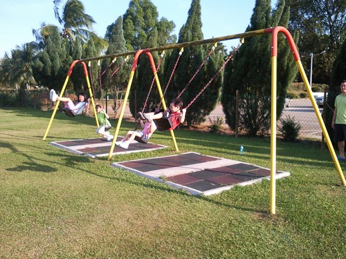 swing in segamat | by Danielle Chen