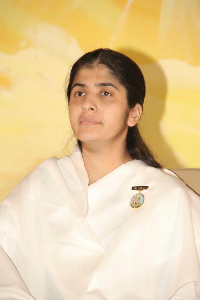 Sister Shivani In Indore 12 | Brahma Kumaris | Flickr