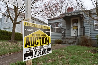public home auction, near 82nd | by cafemama