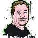 Jim Kukral Caricature