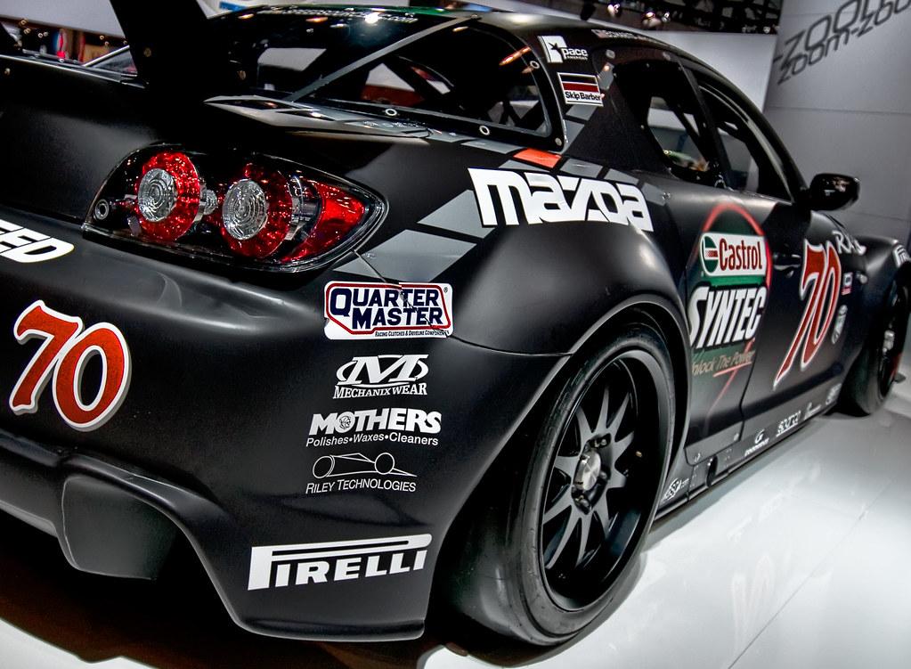 Mazda Race Car For Sale