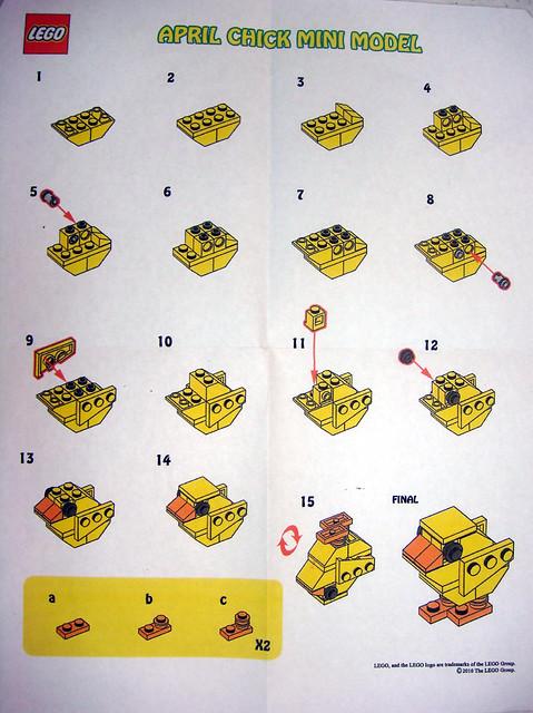 Lego Instructions Flickr