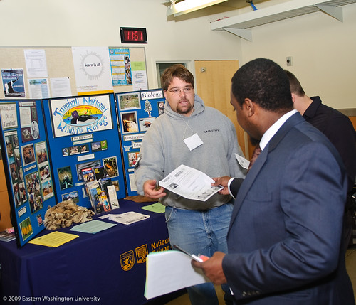 2010 CSHE Career Fair-11 | by Eastern Washington University