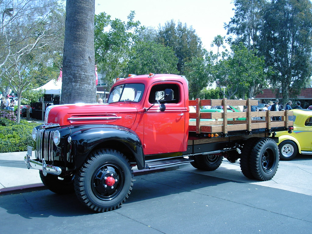 1944 ford 1 1 2 ton stakebed truck steve sexton flickr. Black Bedroom Furniture Sets. Home Design Ideas