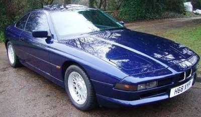1991 BMW 850 V12 E31