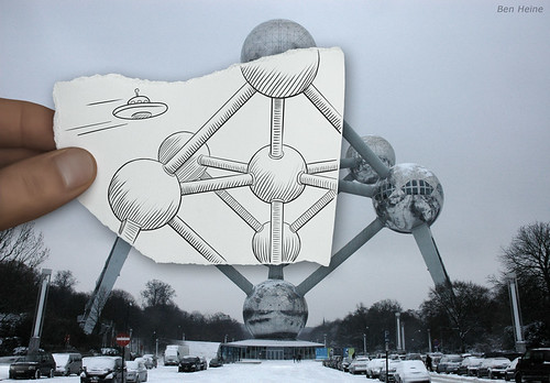 Pencil Vs Camera - 3 | by Ben Heine
