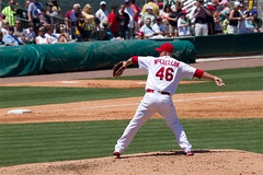 Cardinals Last Spring Training Game - Pic 58 | by BattlefieldPortraits.com