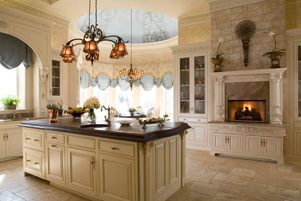 Upscale kitchen design haleh alemzadeh niroo flickr for Luxury kitchen designs 2012