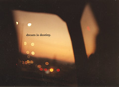 dream is destiny | by polinomial