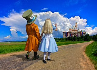 On The Road To Wonderland | by Disney Digitally