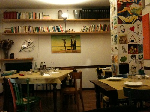 Osteria re porco padova ottima cucina bella location j for Bella j cucina