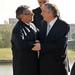 Fernando Lugo saluda al nuevo secretario general de UNASUR