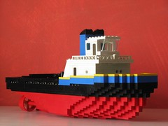 Harbour tug (1) | by Duq