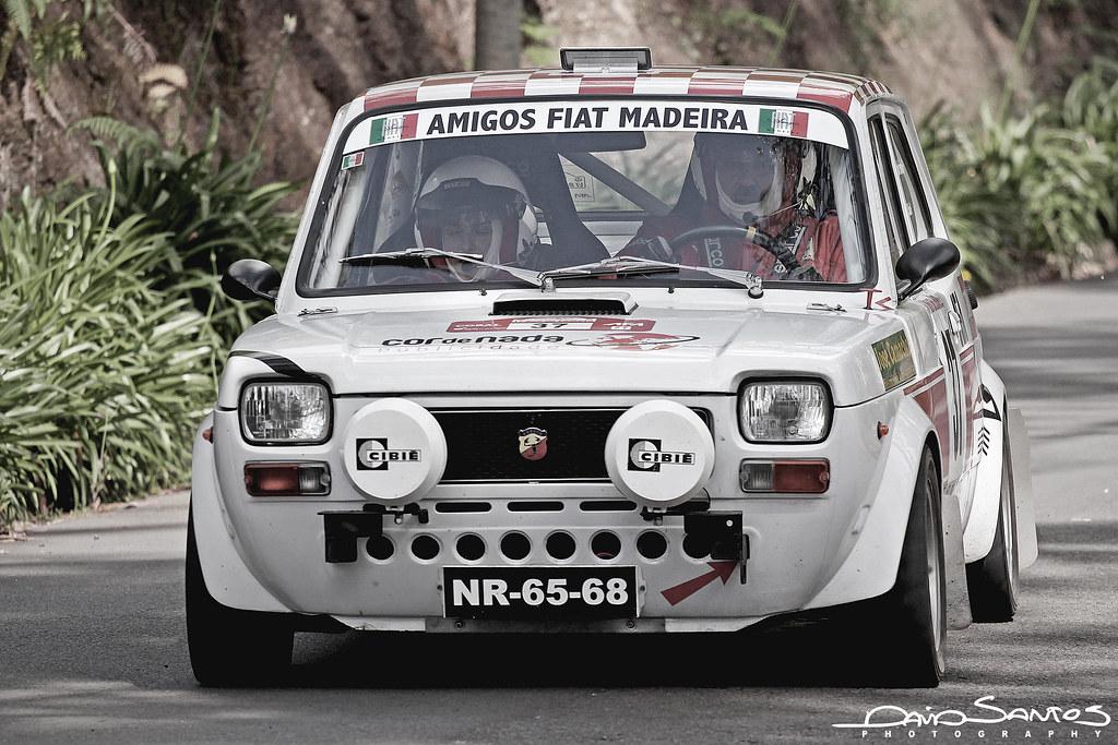 Gon 231 Alo Pereira Claudia Silva Fiat 127 Abarth David
