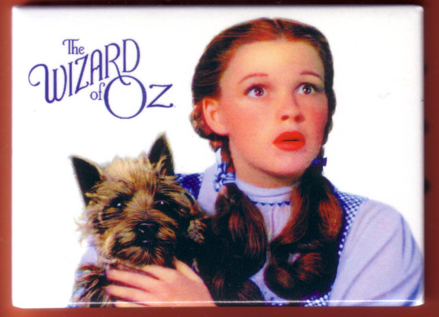 Wizard of Oz - Dorothy and Toto | cepatrimagnet | Flickr