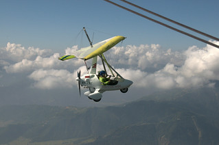 Nepal Pokhara Motor Glider flight | by ngotoh