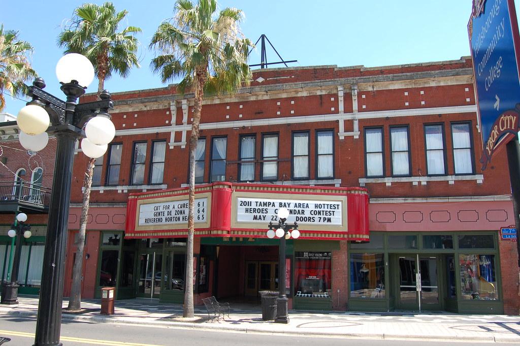 Ritz Theatre, Tampa
