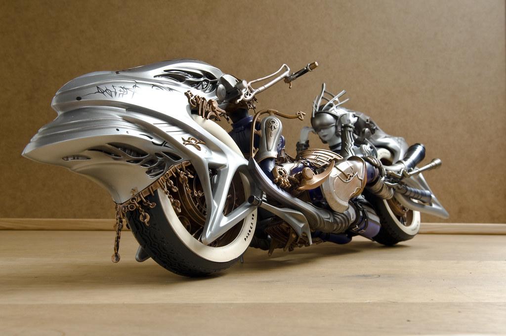 Shiva Motorbike Plastic Fantastic A Model Of The Shiva