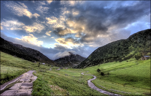 Vall d'Incles a l'albada - Incles Sunrise - Amanecer en Incles | by Zac