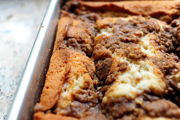 Ree Drummond Coffee Cake