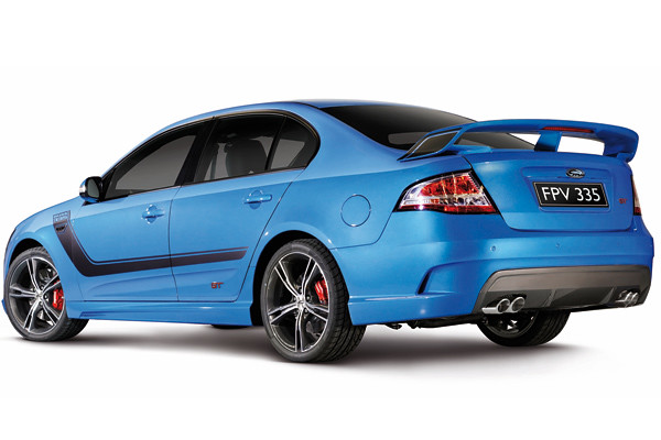 2010 Ford FPV GT Boss 335 Press Photo   This is the 2010 For…   Flickr