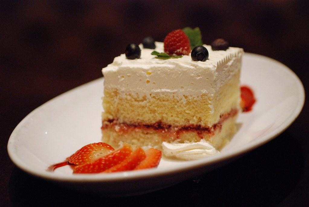 Tres Leches Cake Recipe Written In Spanish