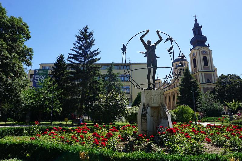 park in Sarajevo