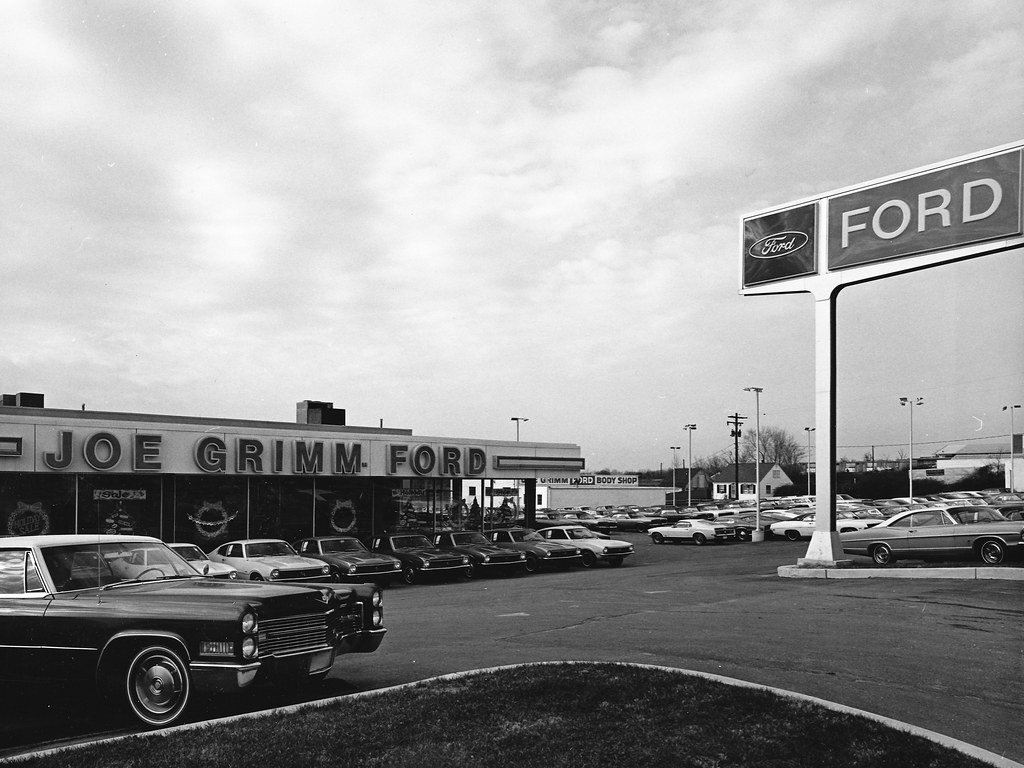 joe grimm ford randallstown md 1970 bill cook flickr. Cars Review. Best American Auto & Cars Review