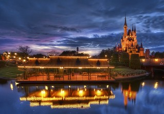 Peaceful Disney in Resplendent Color | by Stuck in Customs
