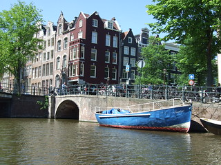 Amsterdam canals | by eGuide Travel