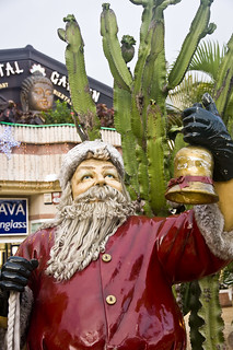 Santa and a Cactus | by L.C.Nøttaasen