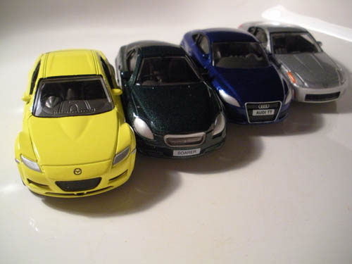 All Car Company >> Sport coupé Collection Realtoy 1/64 1/56 1/58 | Realtoy | Sam | Flickr