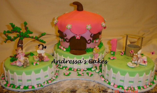 Doll House Cake Flickr - Photo Sharing!