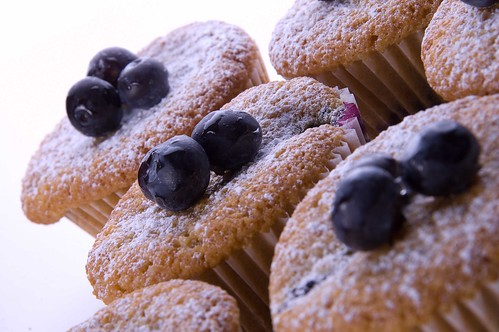 Blueberry Cup Cake | by StuartWebster
