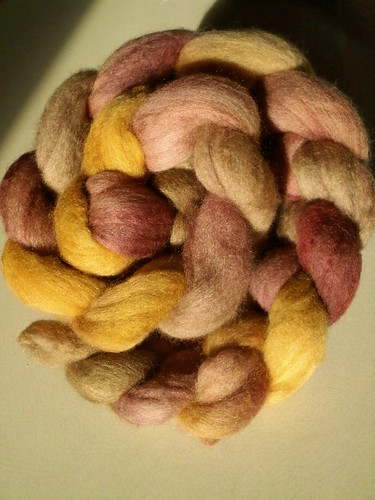 Southern Cross Fiber cashmere/merino in Hay Sunrise. Awesomeness! | by indigomuse