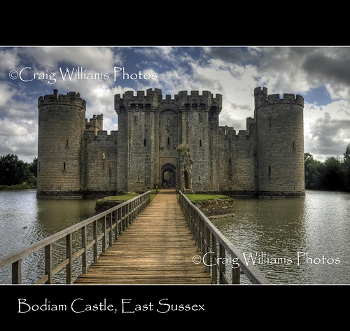 Bodiam Castle | by Craig Williams Photography