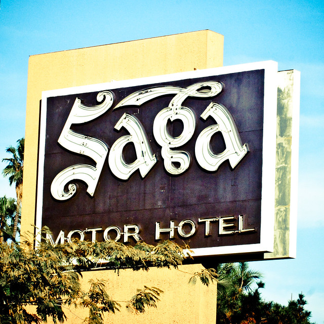 Saga Motor Hotel Saga Motor Hotel Flickr Photo Sharing