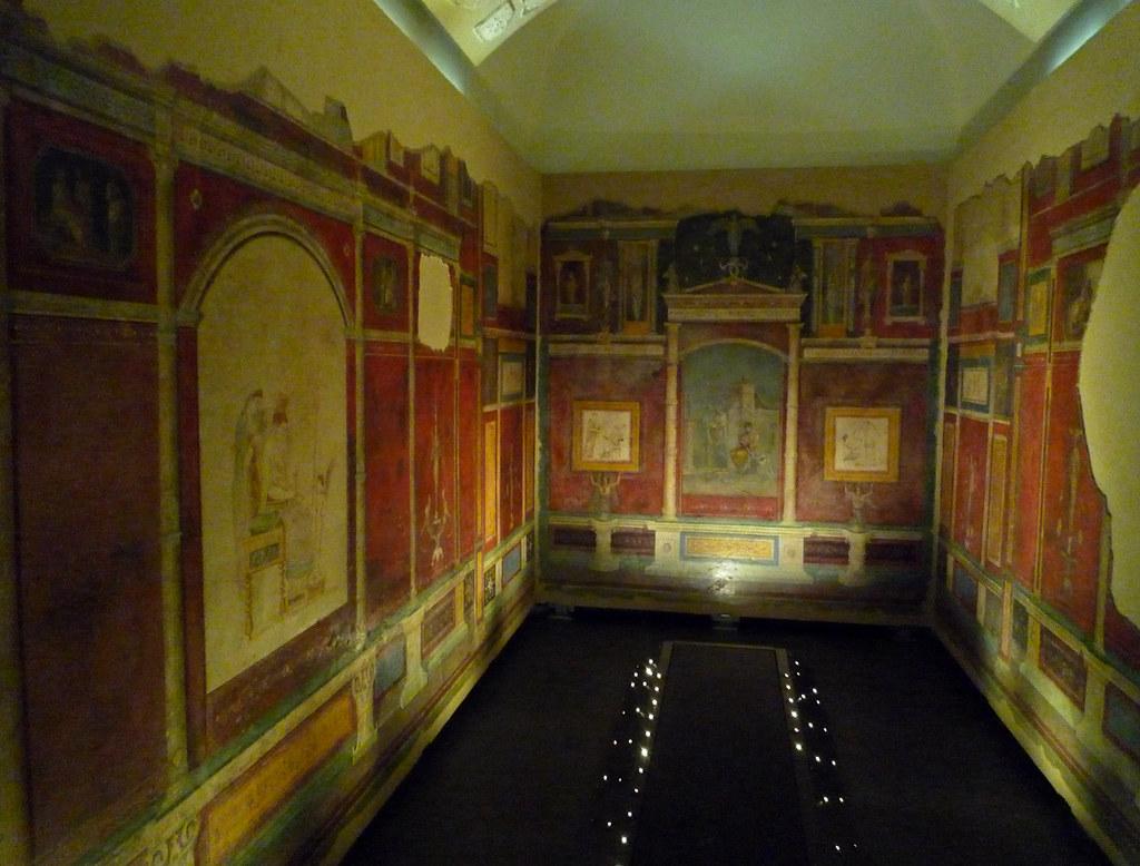 Villa Farnesina Pitture Romane