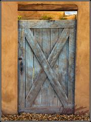 Santa Fe Door 10-09 5918