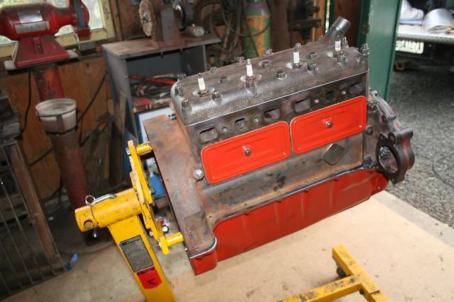 8n Engine Rebuilt