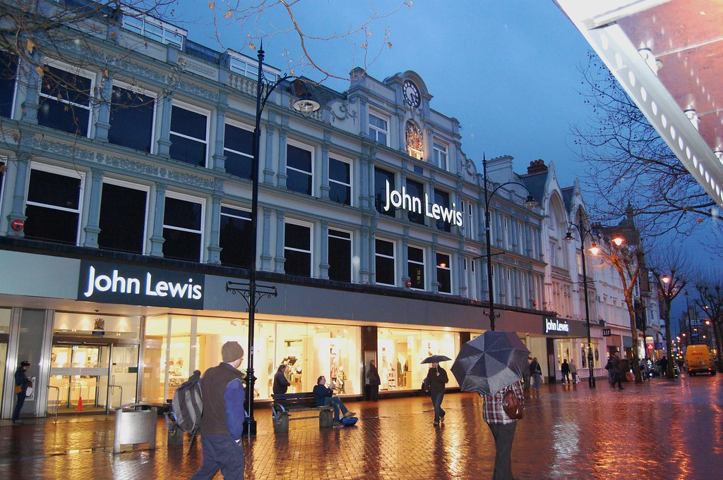 John Lewis Reading | Still known to many of its customers ...
