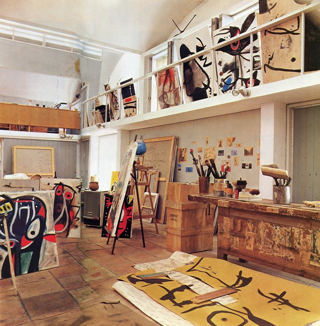 Joan Miro Architectural Digest January/February 1979   Flickr